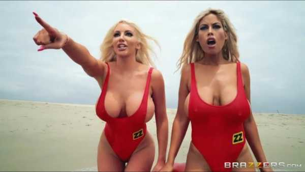 Порно спасателе малибу видео онлайн