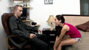 Rachel Rose Sucking Stepdads Cock | VideoXXX.Tv