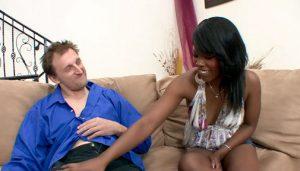 Black Stepdaughter Seduces Her Stepdad   VideoXXX.Tv
